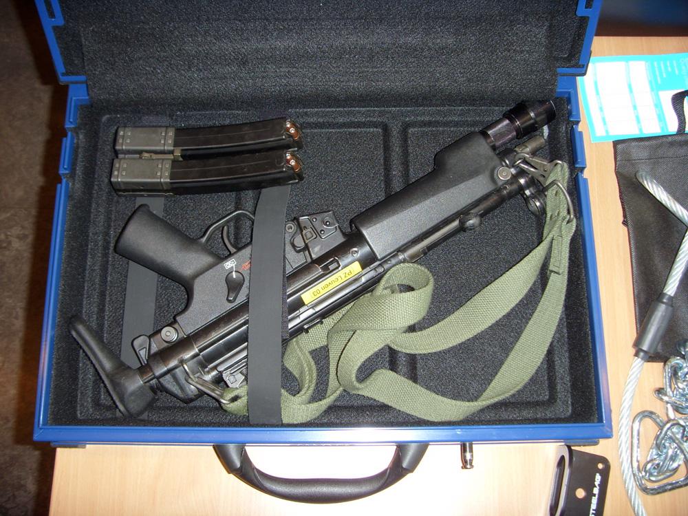wapen kluis draagbaar